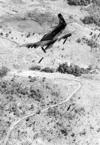 A1/A-1H/pho 4 A-1H 6th Special Operations Squadron.  1968 Credit Photo to the National Museum of the USAF